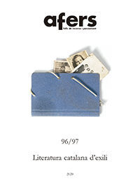 LITERATURA CATALANA D'EXILI