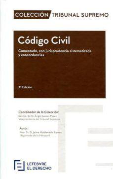 CÓDIGO CIVIL COMENTADO (8ª EDICIÓN)