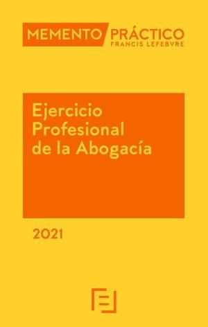 MEMENTO EJERCICIO PROFESIONAL DE LA ABOGACÍA 2022