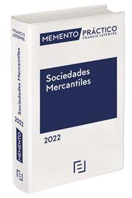 MEMENTO PRÁCTICO SOCIEDADES MERCANTILES 2022