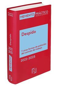 MEMENTO PRÁCTICO DESPIDO 2022-2023