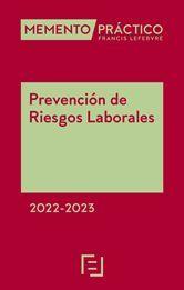 MEMENTO PRÁCTICO PREVENCIÓN DE RIESGOS LABORALES 2022-2023