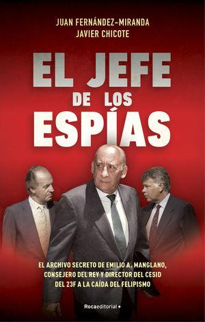 JEFE DE LOS ESPÍAS, EL