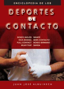 DEPORTES DE CONTACTO, ENCICLOPEDIA DE LOS