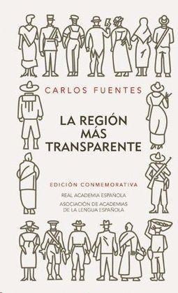 REGIÓN MÁS TRANSPARENTE, LA