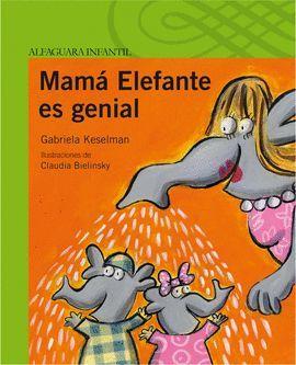 MAMA ELEFANTE ES GENERAL