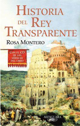 HISTORIA DEL REY TRANSPARENTE (AMB CD)