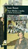 TRECE FABULAS Y MEDIA Y FABULA DECIMOCUARTA