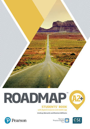 ROADMAP A2+  STUDENTS' BOOK & WORKBOOK PACK