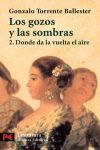 GOZOS Y LAS SOMBRAS, LOS 2. DONDE DA LA VUELTA EL AIRE