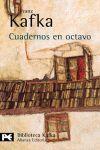 CUADERNOS EN OCTAVO