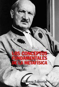 CONCEPTOS FUNDAMENTALES DE LA METAFISICA, LOS MUNDO, FINITUD, SOLEDAD