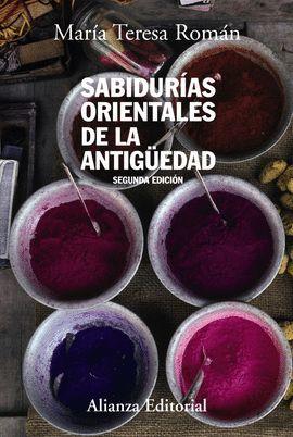 SABIDURIAS ORIENTALES DE LA ANTIGUEDAD (SEGUNDA EDICION)