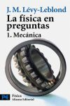 FISICA EN PREGUNTAS, LA 1.MECANICA