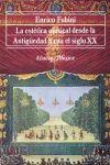 ESTÉTICA MUSICAL DESDE LA ANTIGÜEDAD HASTA EL SIGLO XX, LA