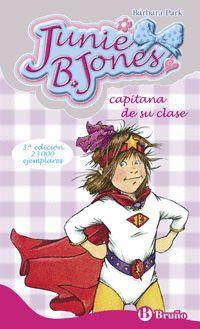 JUNIE B. JONES CAPITANA DE SU CLASE
