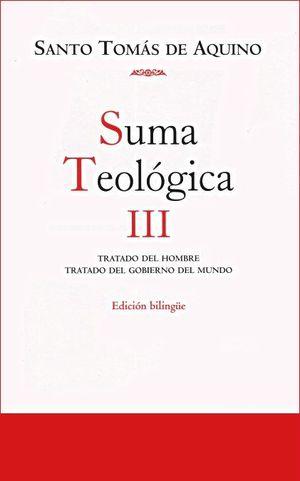 SUMA TEOLÓGICA. III (1 Q.75-119)