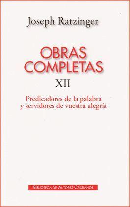 OBRAS COMPLETAS (XII)