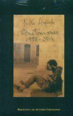 KIKO ARGÜELLO, ANOTACIONES (1988-2014)