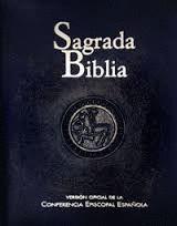 SAGRADA BIBLIA  ( CREMALLERA )
