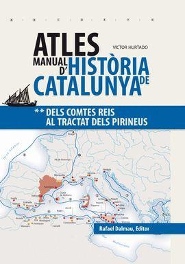 ATLES MANUAL D'HISTÒRIA DE CATALUNYA VOL. II