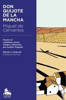 DON QUIJOTE DE LA MANCHA. SELECCION