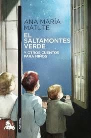 SALTAMONTES VERDE Y OTROS CUENTOS PARA NIÑOS, EL