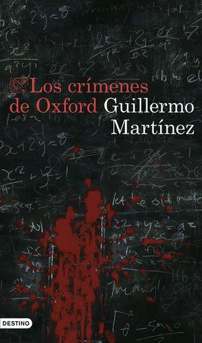 CRÍMENES DE OXFORD, LOS