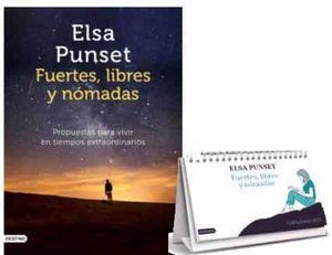 FUERTES, LIBRES Y NOMADAS (PACK LIBRO + CALENDARIO 2021)