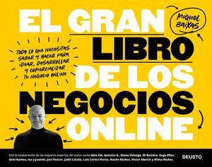 GRAN LIBRO DE LOS NEGOCIOS ONLINE, EL