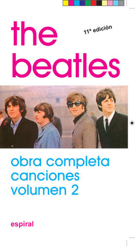 THE BEATLES -  CANCIONES VOL. 2 - OBRA COMPLETA
