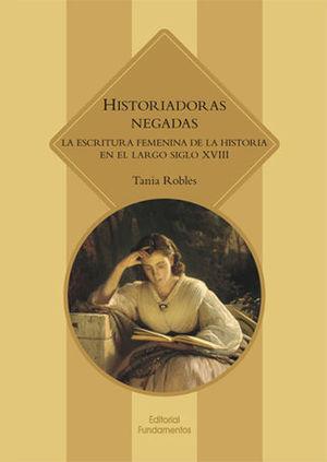 HISTORIADORAS NEGADAS
