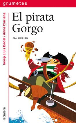 PIRATA GORGO, EL (CASTELLANO)