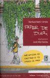 PAPER DE DIARI (PREMI HOSPITAL SANT JOAN DE DEU 2004)