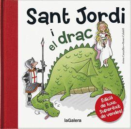 SANT JORDI I EL DRAC (EDICIO DE LUXE)