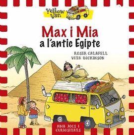 MAX I MIA A L'ANTIC EGIPTE