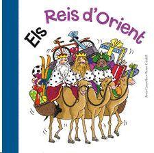 REIS D'ORIENT, ELS (CARTONE)