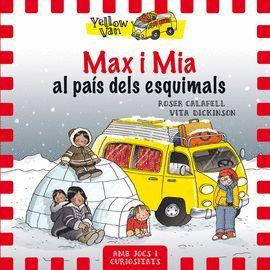 MAX I MIA AL PAÍS DELS ESQUIMALS