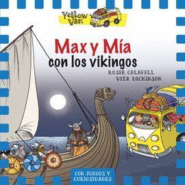 MAX Y MÍA CON LOS VIKINGOS