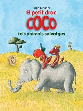 PETIT DRAC COCO I ELS ANIMALS SALVATGES, EL