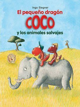 PEQUEÑO DRAGÓN COCO Y LOS ANIMALES SALVAJES, EL