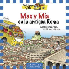 MAX Y MÍA EN LA ANTIGUA ROMA