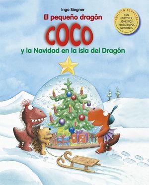 PEQUEÑO DRAGÓN COCO Y LA NAVIDAD EN LA ISLA DEL DRAGÓN, EL