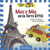 MAX Y MIA EN LA TORRE EIFFEL