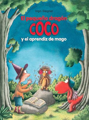 PEQUEÑO DRAGÓN COCO Y EL APRENDIZ DE MAGO, EL