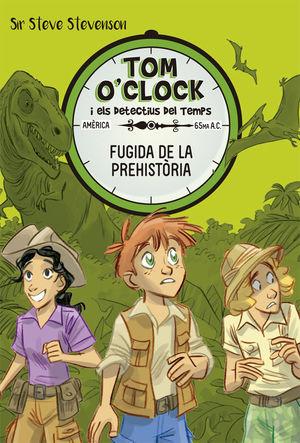 FUGIDA DE LA PREHISTÒRIA