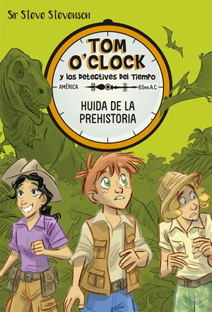HUIDA DE LA PREHISTORIA