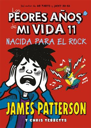 NACIDA PARA EL ROCK (CON UN LLAVERO DE REGALO)