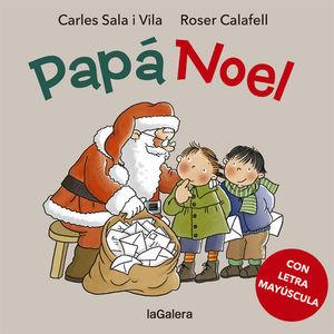 PAPÁ NOEL (CASTELLANO)