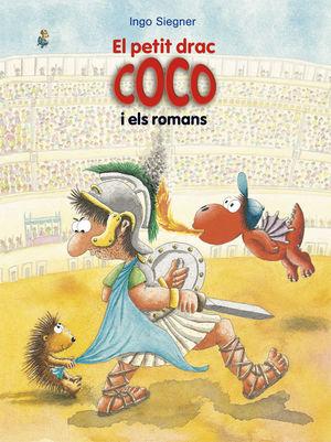PETIT DRAC COCO I ELS ROMANS, EL